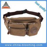Men's Casual Canvas Travel Belt Wallet Waist Pack Bag