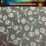 Rose Jacquard Woven Fabric, Polyester Lining Jacquard in Twill Taffeta (3)