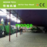 Waste Bervage bottle recycling equipment / PET bottle washing machinery