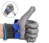 High-Quality Special Safety Grade 3 Cut-Resistant Protective Working Glove