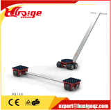 X+Y Type Heavy Duty Cargo Trolley 3-Point Roller Dollies