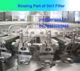 Automatic Mineral Water Filling Machine in Pet Bottle