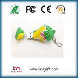 Cute Shape USB PVC Flash Driver USB Flash Memorry Disk