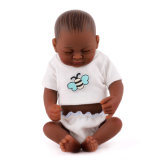 Cheap Wholesale 10inch Black Dolls Silicone Reborn Baby for Sale