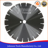 300mm Laser Diamond Turbo Saw Blade for Cutting Hard Cured Concrete