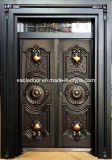 2021 Asia Cast Aluminum Door, Explosion-Proof Door, Bulletproof Door, Hot Security Steel Door