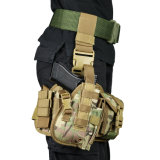 Recruiter Multifunctional Tactical Leg Holster with Mag Pouches Wear Resistant