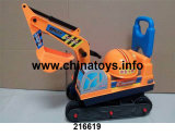 Plastic Toy Feel Wheel Car Toy Car Kid Bike (216619)