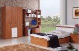 Modern Pictures of Hotel Bed Room Wooden Beds Set (SZ-BT002)