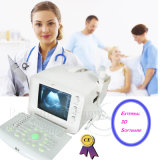 10-Inch Portable Ultrasound Scanner with Convex Probe (RUS-6000A) -Fanny