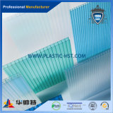 Clear PC Triple Wall Hollow Sheet (PC-T)