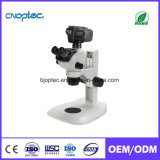 Portable Jewelry Zoom Digital Stereo Microscope for Optical Microscopes