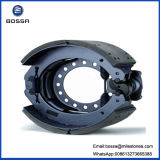 Brake Shoe Manufacturing Process 1244200720 Auto Spare Part Motorcycle Parts