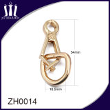 Gold Color Zinc Alloy Custom Design New Style Snap Hook