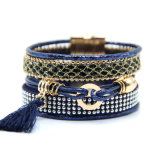 Bohemian Woven Bangles National Style Combination of Bracelet.