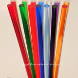Custom Clear Color Acrylic Plexiglass Plastic Lucite Rod