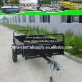 Factory Made Wholesale 2.4m Cargo/Box Trailer (CT0082)