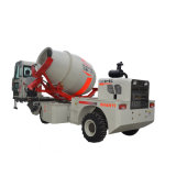 1.2m3 Concrete Mixer with Twin Shaft