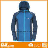 Men′s Softshell Fleece Hoody Fashion Sport Jacket