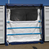 Container Lined Bag 20FT/40FT Film Woven Inner PP Dry Bulk Container Liner