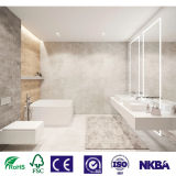 Wholesale High Quality Bathroom Ware with Solid Plywood Bathroom Cabinet Furniture