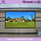 P4 High Definition and High Contrast Indoor Fixed LED Display Screen Panel Video Wall