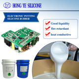 V0 Grade Seal Compound Electricity Insulation Silicon Glue Sealing Electrical Equipment