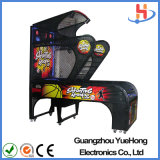 Coin Operated with Coco Cola Prize out Attraction for Children Basketball Game Machine