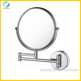 Simple Design Wall Mounted Shaving Mirror for Hotel