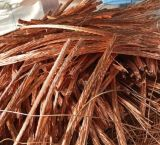 Big Discount Minerals & Materials Used for Remelting Clear 99.97% Copper Millberry Wire Scrap