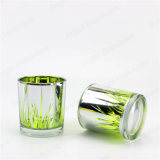 Plate Bright Surface Beautiful Color Glass Jars Holders