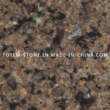 Natural Polished Stone Tropic Brown Granite for Tile, Countertop, Slab
