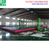 Bigjoys Inflatable Bossaball Game (BJ-KY09)