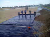 Geomembrane and Muli-Layer Pond Liner for Landfill