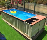 Competitive Price Modern 20FT Shipping Container Swimming Pool For Sale