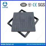 FRP Manhole Cover En124 with Anti-Theft