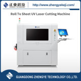 Laser Cutting Equipment for FPC Polyimide Adhesive Cover Layer (JG15DA)