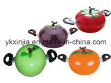 Cookware Aluminum Fruit Sauce Pot Kitchenware with Non-Stick Coating