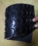 Black Cresent Top Pvk Logistics Belting PVC Belting