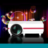 Mini Multimedia LCD Video Home Theater LED Projector