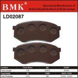 Adanced Quality Brake Pad (D2087) for Japanese Car