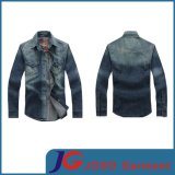 Slim Fit Fashion Jean Jacket for Man Best Jeans (JC7036)