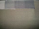 Wool Polyeter Suit Solid Fabric