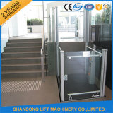 Hot Sale Adjustment Straight Electric Power Assist Wheelchair Lift