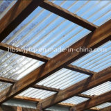 Durable Opal Fiber Glass Roofing Sheet