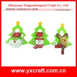 Christmas Decoration (ZY14Y323-1-2-3) Christmas Theme Decoration Christmas Gift Santa Snowman Gift