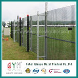 Powder Coated Prison Security Fence High Security Fence Prices