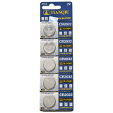 Tianqiu Cr2032 Lithium Button Cell Battery