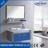 Steel Classic Bathroom Cabinet Furniture with Mirror