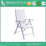 Outdoor Textile Folding Chair Garden Sling Folded Chair Aluminum Dining Chair Powder Coating Dining Chair Hot Sales Dining Chair